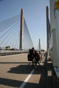 Brücke bei Zaltbommel