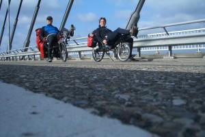 Auf der Brücke in Zaltbommel