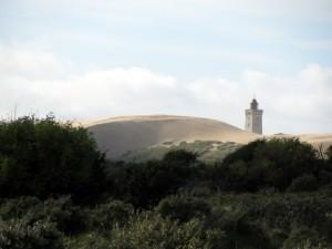 Dänemarks größte Sanddüne