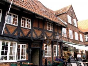 Altstadt von Ribe: Mainstreet