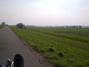 Offenes Land