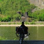 An der Brücke vom Remagen