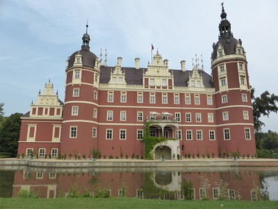 Pücklerschloß Bad Muskau