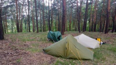 Kleines Camp