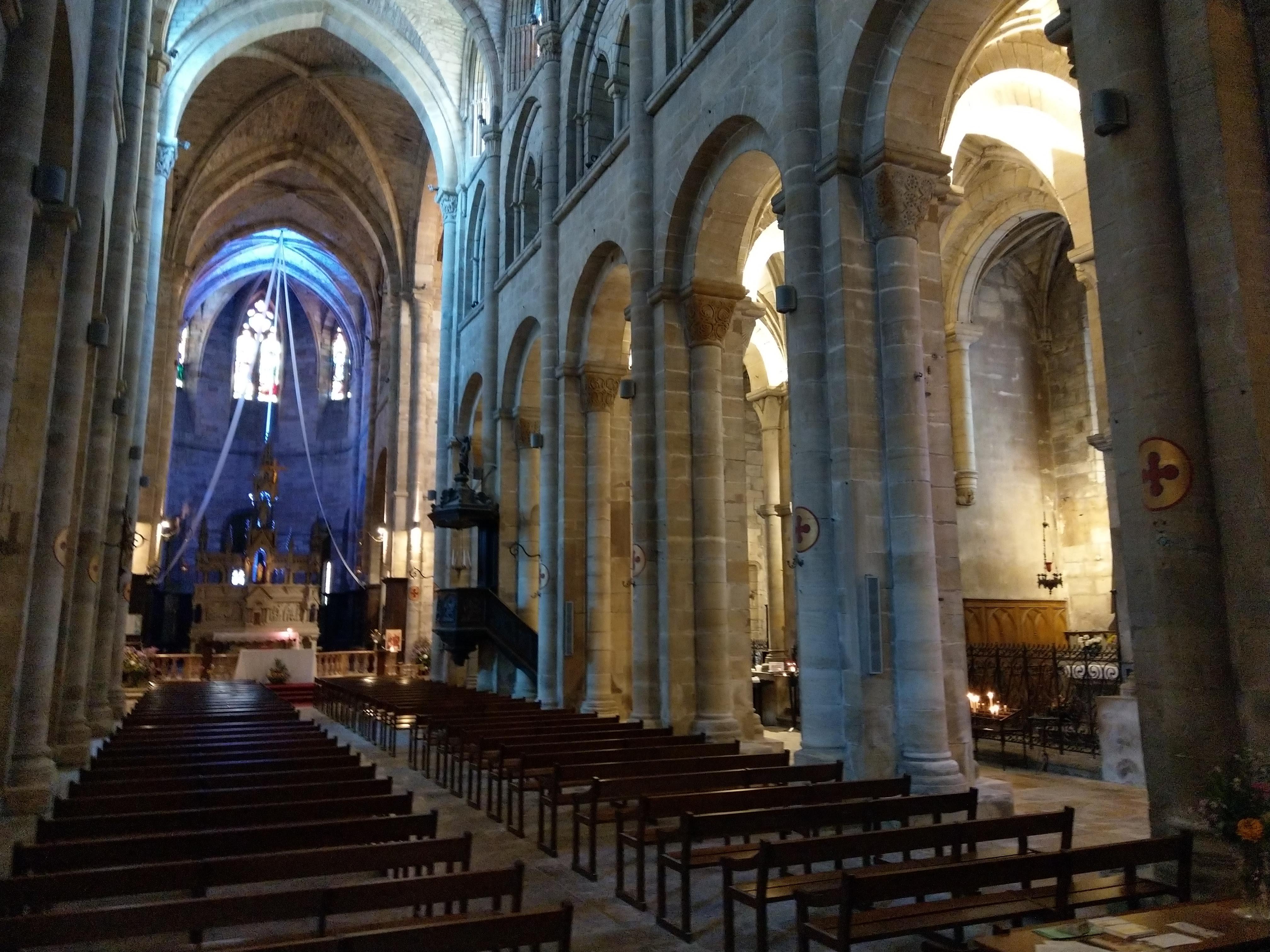 Kirche in Figeac