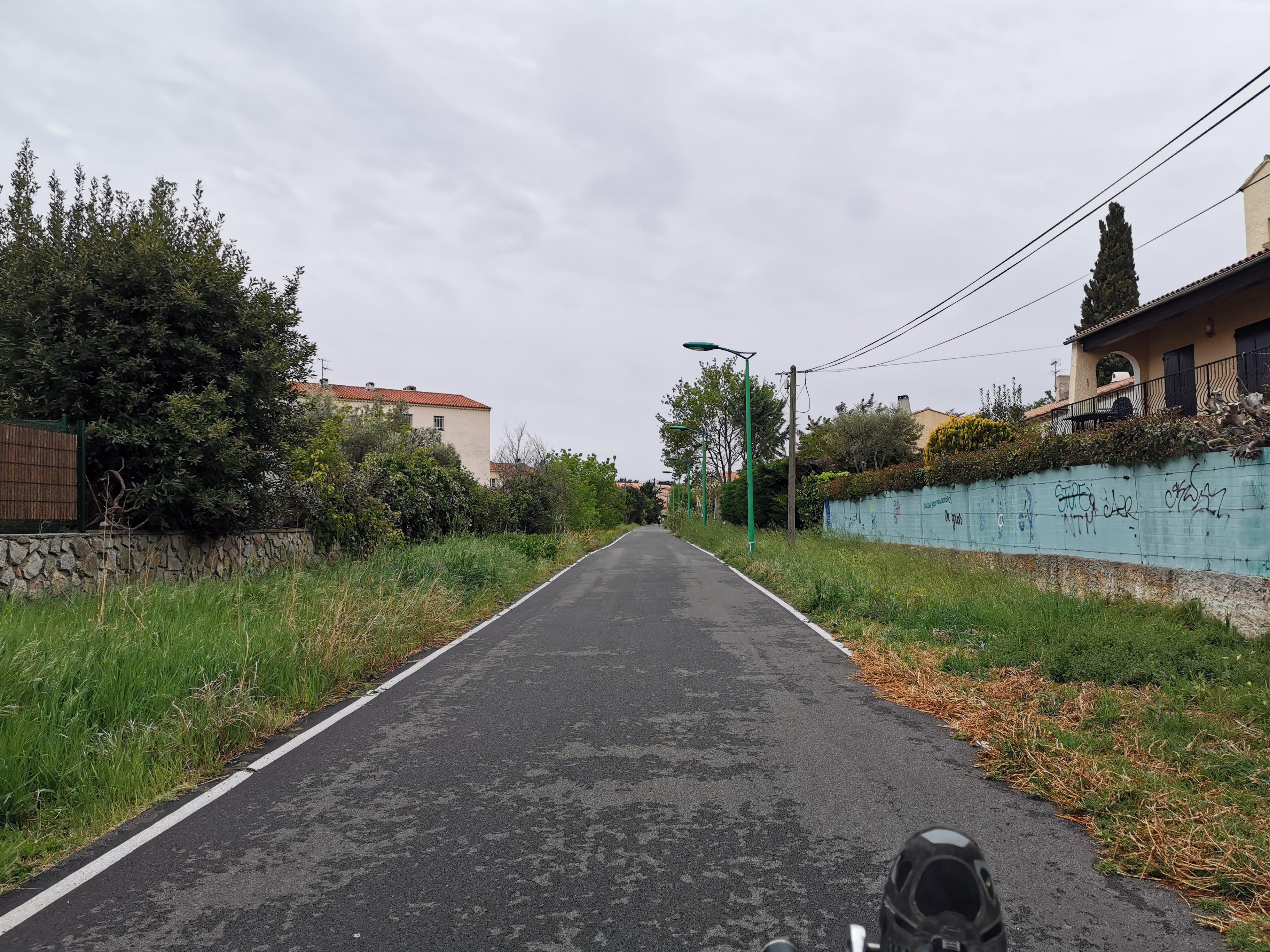 Route Cyclable Hyères-Toulon