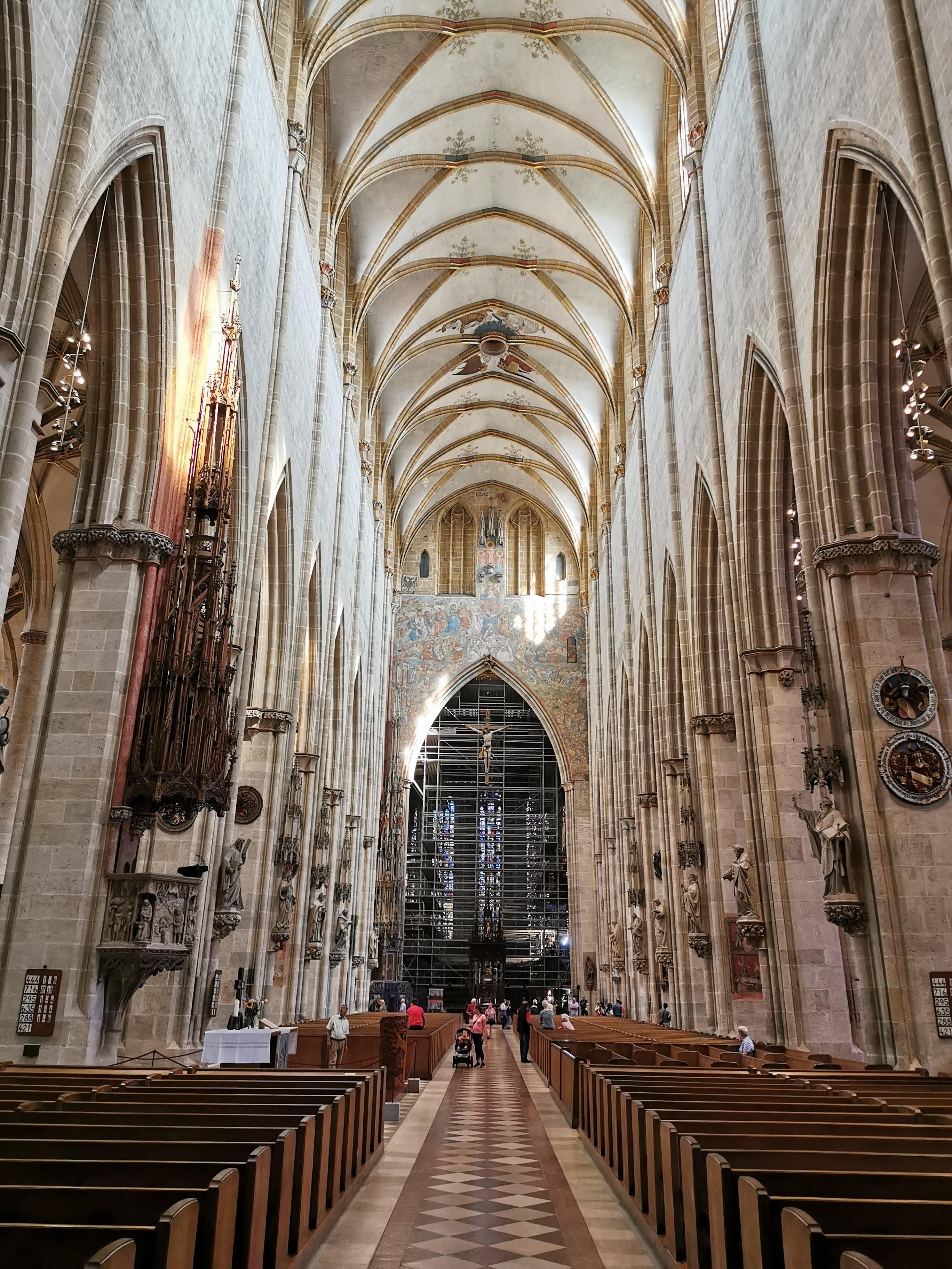 Ulmer Münster (innen)